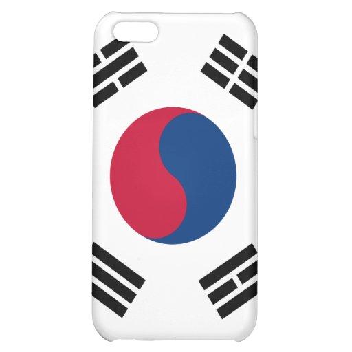 Bandera del coreano de la Corea del Sur