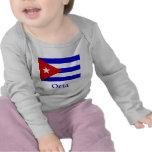 Bandera del cubano de Orta Camiseta