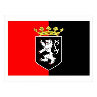 Bandera del d'Aosta de Valle Postal