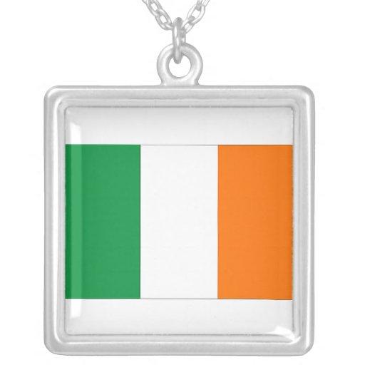 Bandera del día de Irlanda/de St Patrick Grímpola