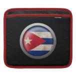 Bandera del disco de Cuba Manga De iPad