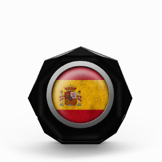 Bandera del disco de España
