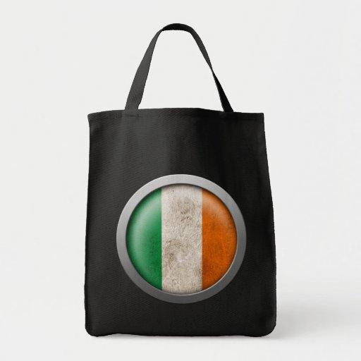 Bandera del disco de Irlanda Bolsas