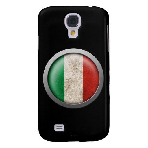 Bandera del disco de Italia