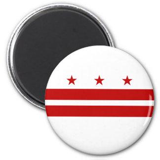 Bandera del distrito de Columbia Iman
