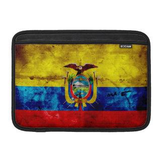 Bandera del Ecuadorian Fundas MacBook