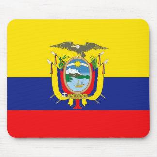 Bandera del Ecuadorian Tapete De Raton