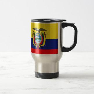 Bandera del Ecuadorian Tazas