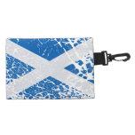 Bandera del escocés del Grunge