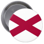 Bandera del estado de Alabama Pin