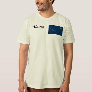 Bandera del estado de Alaska Camisas