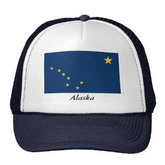 Bandera del estado de Alaska Gorra
