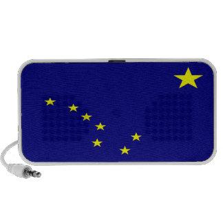Bandera del estado de Alaska iPod Altavoz