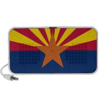 Bandera del estado de Arizona Laptop Altavoz