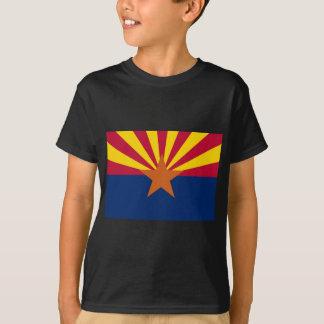 Bandera del estado de Arizona Camisas