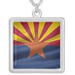 Bandera del estado de Arizona Grimpolas