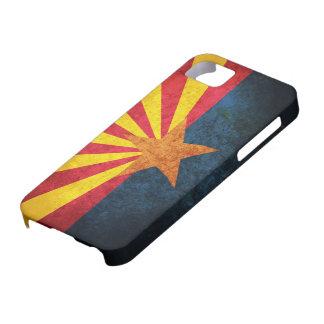 Bandera del estado de Arizona iPhone 5 Cárcasa