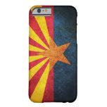 Bandera del estado de Arizona Funda De iPhone 6 Barely There