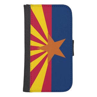 Bandera del estado de Arizona Fundas Billetera Para Teléfono