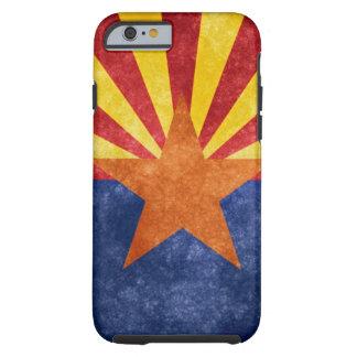 Bandera del estado de Arizona Funda De iPhone 6 Tough