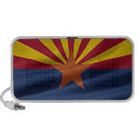 Bandera del estado de Arizona Notebook Altavoz