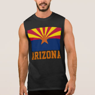 Bandera del estado de Arizona Camisetas