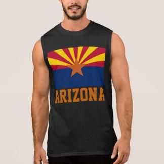 Bandera del estado de Arizona Playera Sin Mangas