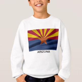 Bandera del estado de Arizona Sudadera