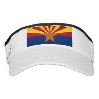 Bandera del estado de Arizona Visera