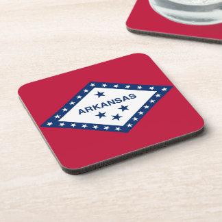 Bandera del estado de Arkansas Posavasos De Bebida