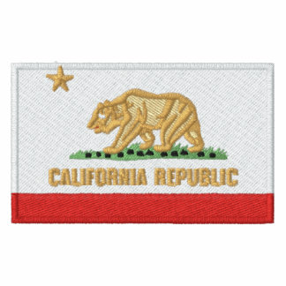 Bandera del estado de California