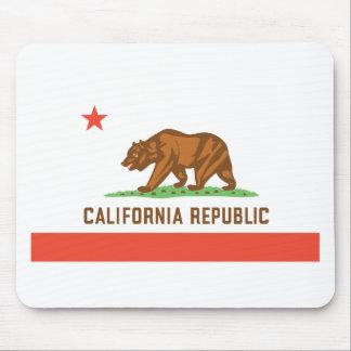 Bandera del estado de California Alfombrilla De Raton