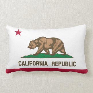 Bandera del estado de California Cojín