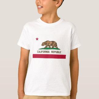 Bandera del estado de California Playera