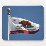Bandera del estado de California Alfombrilla De Ratones