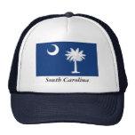 Bandera del estado de Carolina del Sur Gorros