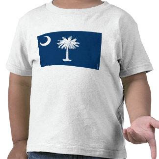 Bandera del estado de Carolina del Sur Camiseta