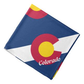 Bandera del estado de Colorado Bandanas