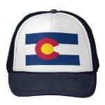 Bandera del estado de Colorado Gorro
