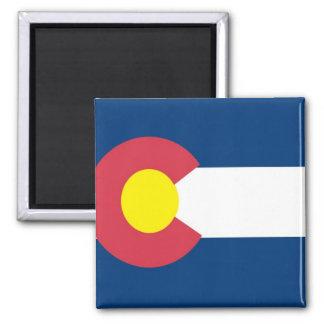 Bandera del estado de Colorado Imanes Para Frigoríficos