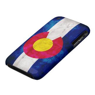 Bandera del estado de Colorado iPhone 3 Case-Mate Funda