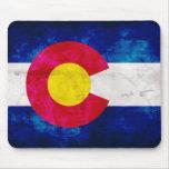 Bandera del estado de Colorado Alfombrilla De Ratones