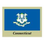 Bandera del estado de Connecticut Postal