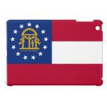 Bandera del estado de Georgia iPad Mini Protectores