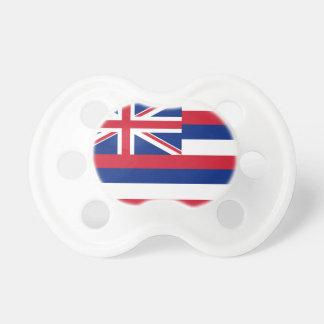Bandera del estado de Hawaii Chupetes De Bebé