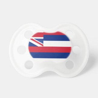 Bandera del estado de Hawaii Chupete