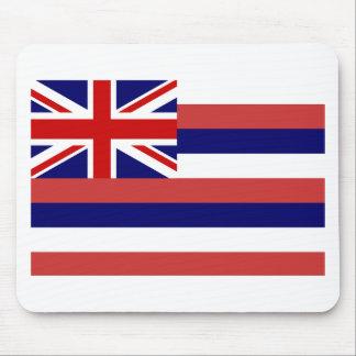 Bandera del estado de Hawaii Mousepad