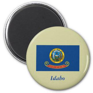 Bandera del estado de Idaho Imanes Para Frigoríficos