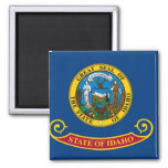 Bandera del estado de Idaho Iman De Frigorífico