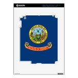 Bandera del estado de Idaho iPad 3 Pegatinas Skins